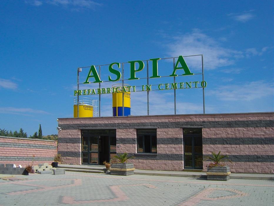 Aspia-Stabilimento