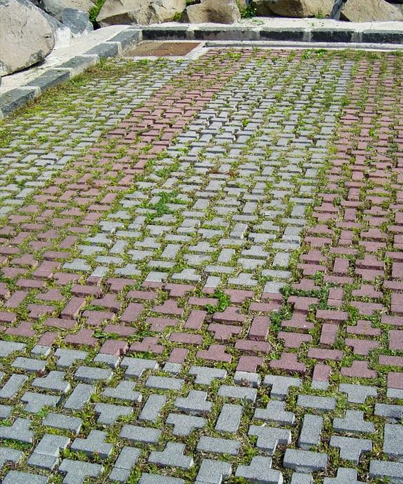 Pavimenti-Grigliati